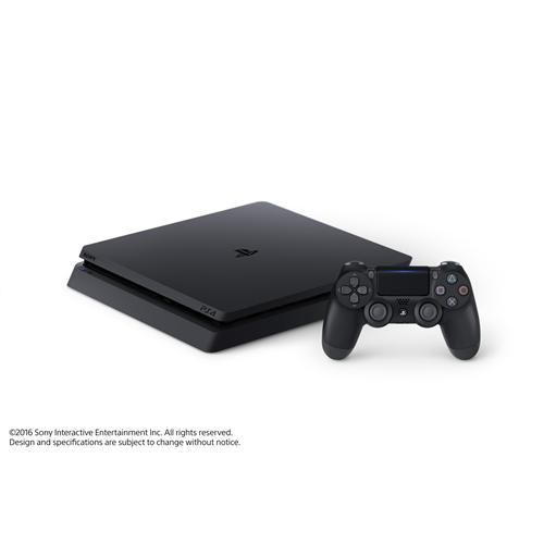 PlayStation4 ジェット・ブラック 500GB CUH-2200AB01