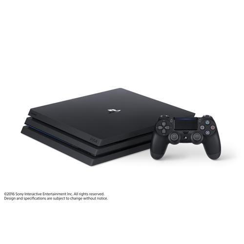 PlayStation4 Pro ジェット・ブラック2TB CUH-7200CB01