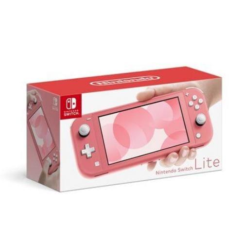 Nintendo Switch Lite コーラル HDH-S-PAZAA