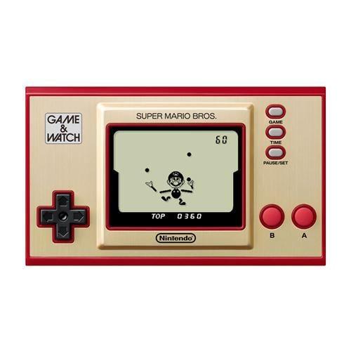 任天堂 ゲーム&ウオッチ スーパーマリオブラザーズ HXA-S-RAAAA