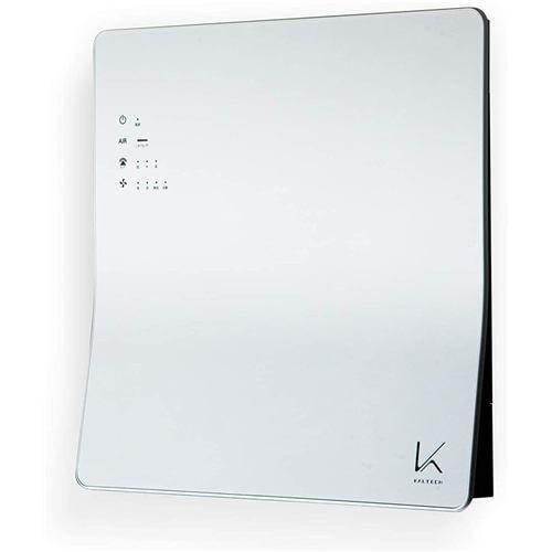 カルテック(KALTEC) KL-W01Z 光触媒除菌・脱臭機 ターンド・ケイ 壁掛けタイプ 空気清浄機