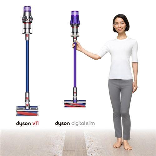 ダイソン SV18FFENT Dyson Digital Slim Fluffy Origin コードレス スティッククリーナー SV18