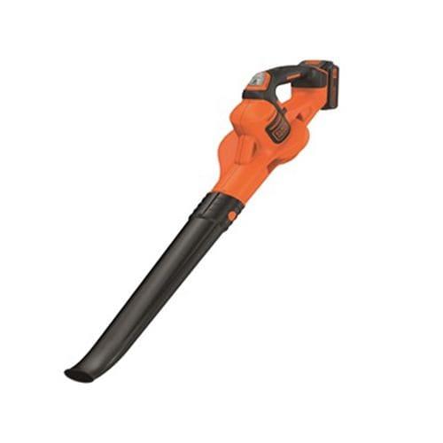 ブラックアンドデッカー GWC1820PC コードレスブロワー ブラックアンドデッカー  オレンジ