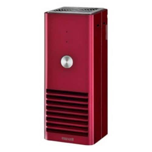 マクセル MXAP-AR200RE 低濃度オゾン消臭器 「オゾネオ(OZONEO)」据置きタイプ ダークレッド