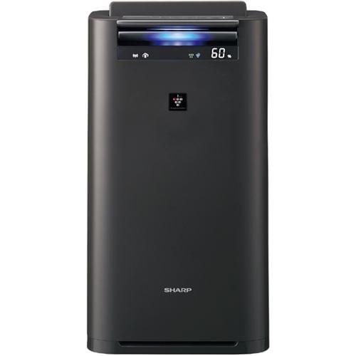 シャープ KI-HS50-H 高濃度プラズマクラスター25000搭載 加湿空気清浄機(空清23畳まで/加湿15畳まで) グレー系