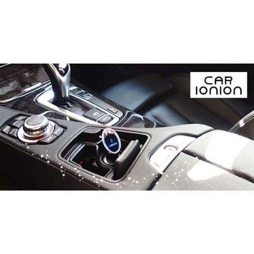 トラストレックス CAR-IONION カーイオニオン 車載用マイナスイオン発生器