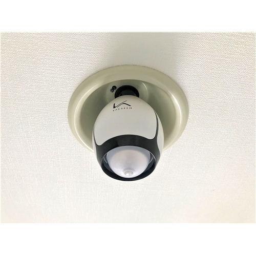 カルテック(KALTEC) KL-B01Z 光触媒除菌・脱臭機 脱臭LED電球 ターンド・ケイ 電球色 空気清浄機