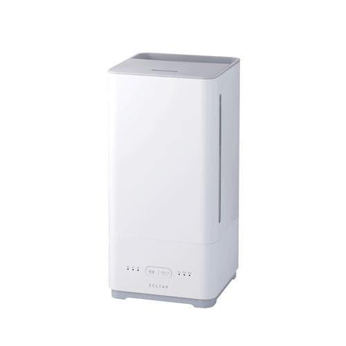 加湿器にも使える次亜塩素酸噴霧器 エレコム HCE-HU1906AWH エクリアミスト プロ 大容量タイプ 次亜塩素酸水噴霧器 ホワイト