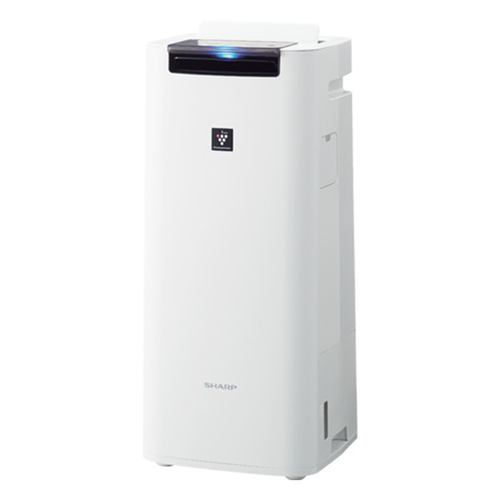 空気清浄機 シャープ KI-NS40-W 加湿空気清浄機 プラズマクラスター 25000 ホワイト系 加湿器 プラズマクラスター 18畳
