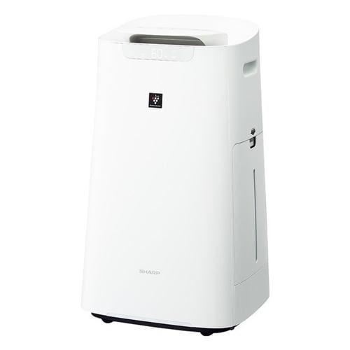 空気清浄機 シャープ KI-NS70-W 加湿空気清浄機 プラズマクラスター 25000 ホワイト系 加湿器 プラズマクラスター 19畳