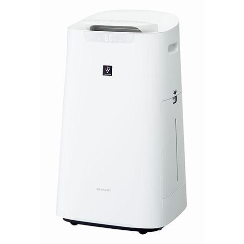 空気清浄機 シャープ KI-N75YX-W 加湿空気清浄機 プラズマクラスター 25000 ホワイト系 加湿器 プラズマクラスター 34畳