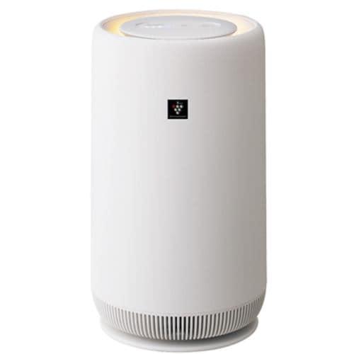シャープ FUNC01 プラズマクラスター空気清浄機   ホワイト系