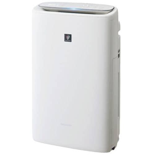 シャープ KINS50 プラズマクラスター加湿空気清浄機   ホワイト系