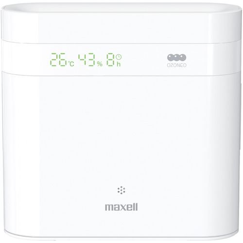 マクセル MXAP-DAE280WH オゾン除菌消臭器 オゾネオ(エアロプラス) ホワイト