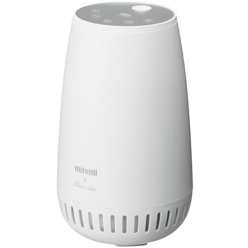 マクセル MXAP-FAE275R オゾン除菌消臭器 オゾネオ(アロマ) ホワイト