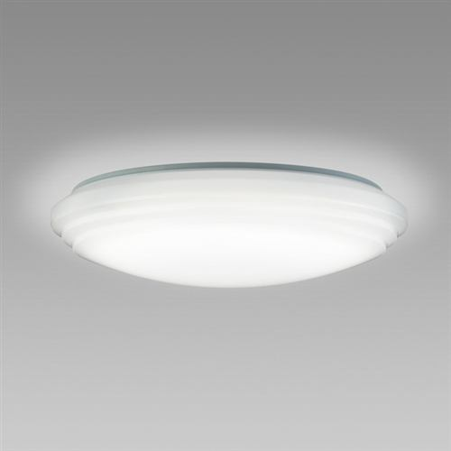 NECライティング HLDZ06203 リモコン付LEDシーリングライト 6畳 調光 シンプル