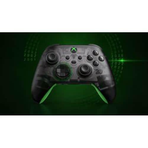 Xbox ワイヤレス コントローラー 20 周年 スペシャル エディション QAU-00048