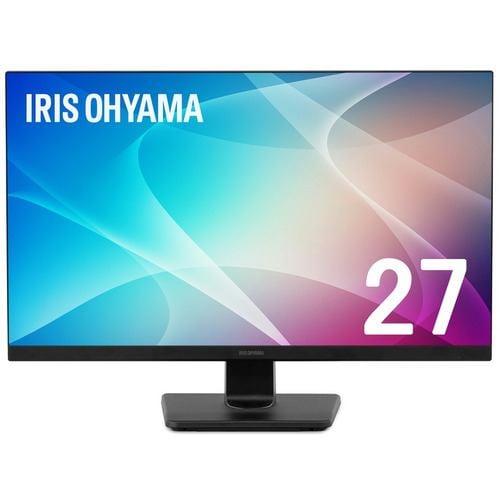 アイリスオーヤマ ILD-C27FHDS-B 液晶ディスプレイ   ブラック