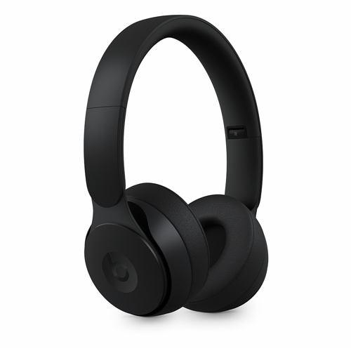 Beats by Dr.Dre MRJ62PA/A Beats Solo Pro Wireless ノイズキャンセリングヘッドフォン ブラック