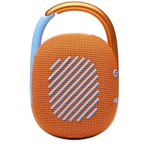 JBL JBLCLIP4ORG Bluetoothスピーカー オレンジ