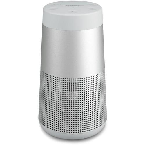 Bose SLink REV SLV II SoundLink Revolve II Bluetooth speaker Luxe Silver