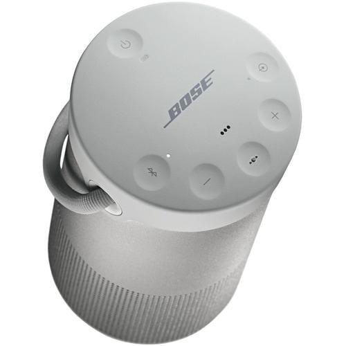 Bose SLink REV PLUS SLV II SoundLink Revolve+ II Bluetooth speaker Luxe Silver
