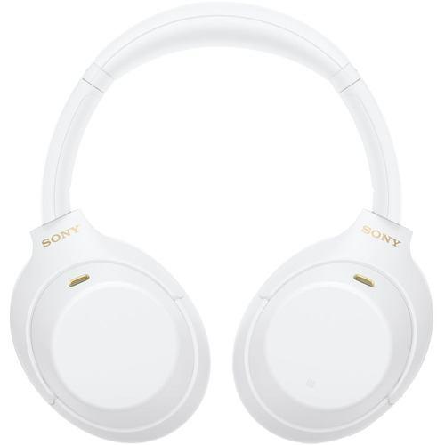 ソニー WH-1000XM4 WM ワイヤレスオーバーヘッドバンド サイレントホワイト 限定カラー ワイヤレスノイズキャンセリングヘッドホン