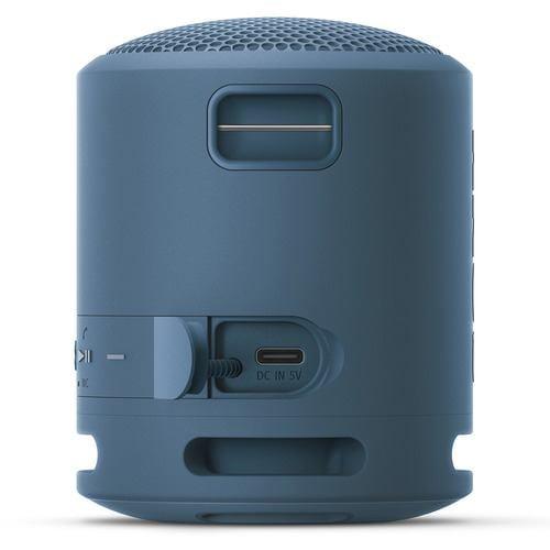 ソニー SRS-XB13 LC ワイヤレスポータブルスピーカー XBシリーズ ライトブルー