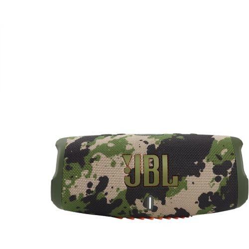 JBL JBLCHARGE5SQUAD Bluetooth対応ポータブルスピーカー スクアッド