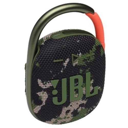 JBL JBLCLIP4SQUAD Bluetoothスピーカー JBL CLIP4 迷彩色