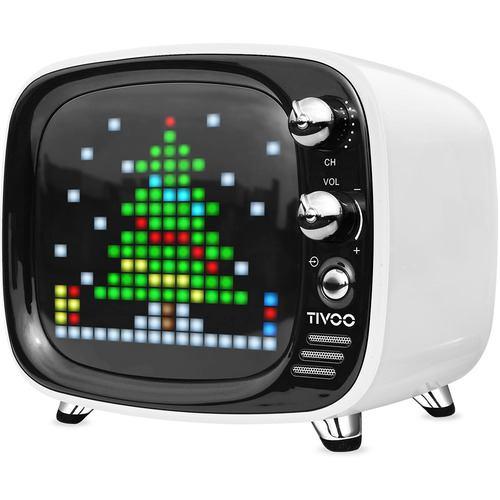 DIVOOM TIVOO WHITE Bluetoothスピーカー ホワイト