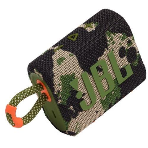 JBL JBLGO3SQUAD Bluetoothスピーカー JBL GO3 スクワッド