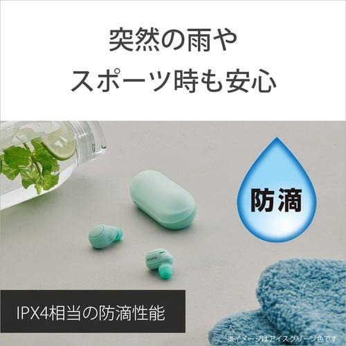 ソニー WF-C500 WZ ワイヤレスステレオヘッドセット   ホワイト