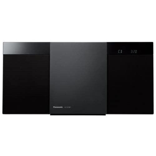 パナソニック SC-HC320-K コンパクトステレオシステム ブラック