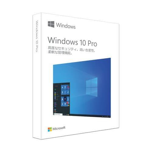 マイクロソフト Windows 10 Pro 日本語版(新パッケージ) HAV-00135
