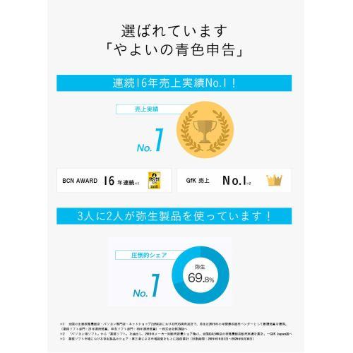 弥生 やよいの青色申告 21 通常版 <電子申告(e-Tax)対応> YUAP0001