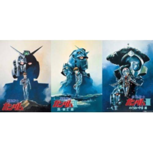 【4K ULTRA HD】機動戦士ガンダム 劇場版三部作 4KリマスターBOX(4K ULTRA HD Blu-ray&Blu-ray Disc)(特装限定版)