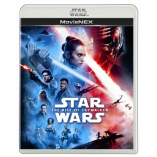 【BLU-R】スター・ウォーズ/スカイウォーカーの夜明け MovieNEX ブルーレイ+DVDセット(通常版)