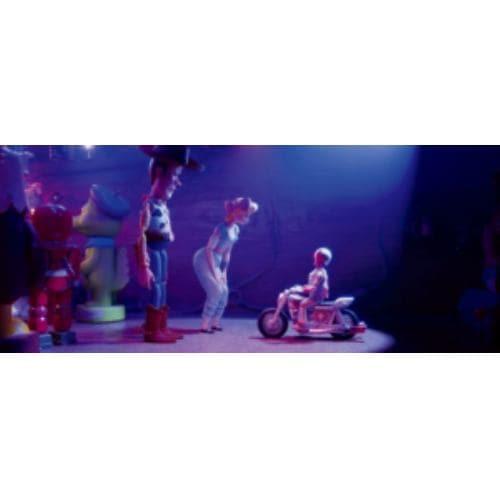 【BLU-R】トイ・ストーリー4 MovieNEX ブルーレイ+DVDセット アウターケース付き(期間限定)