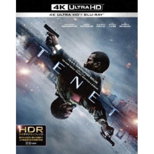 【4K ULTRA HD】TENET テネット 4K ULTRA HD&ブルーレイセット
