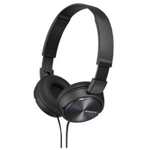 ソニー MDR-ZX310/B 密閉ダイナミック ステレオヘッドホン 1.2m ブラック