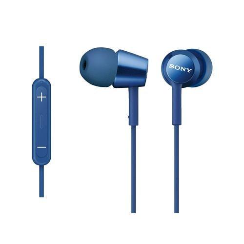 ソニー MDR-EX150IP-LI iPod/iPhone/iPad対応ダイナミック密閉型 インナーイヤーイヤホン (ブルー)