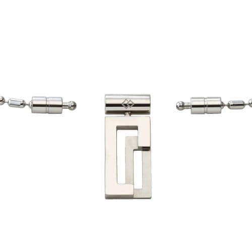 コラントッテ ABARB04L COAネックレスLECT Lサイズ51cm シルバー