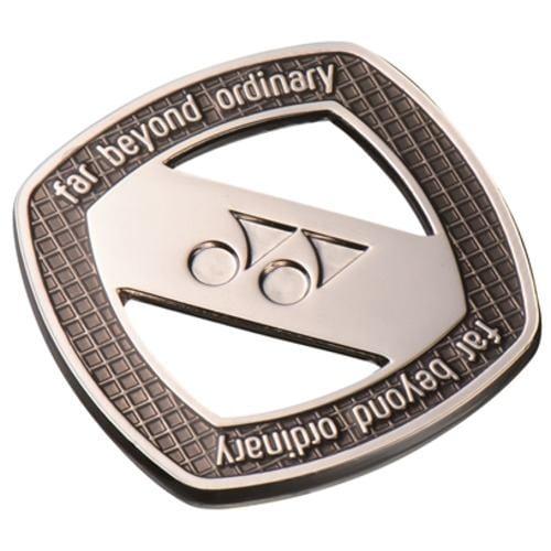 ヨネックス(YONEX) GBM-901 ビッグマーカー ゴルフマーカー   ブラック