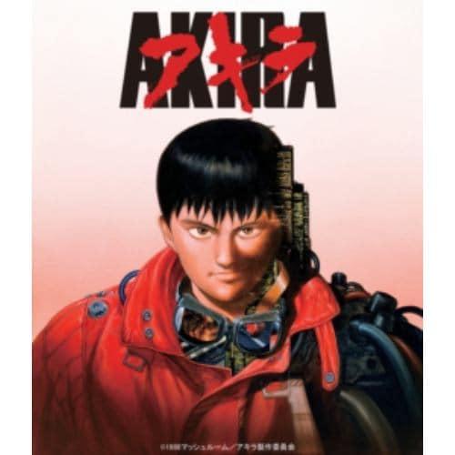 【4K ULTRA HD】AKIRA 4Kリマスターセット(4K ULTRA HD+ブルーレイ)(特装限定版)