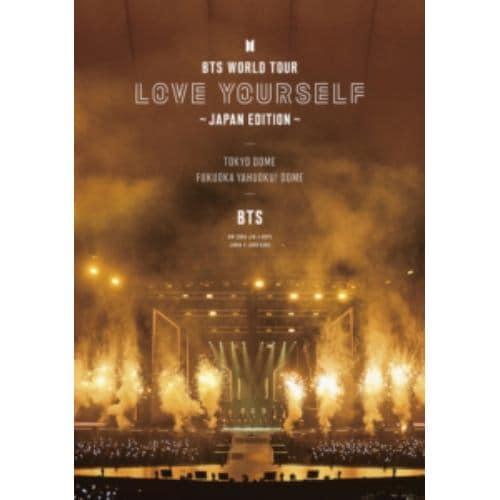 【BLU-R】BTS / BTS WORLD TOUR 'LOVE YOURSELF'~JAPAN EDITION~(通常盤)