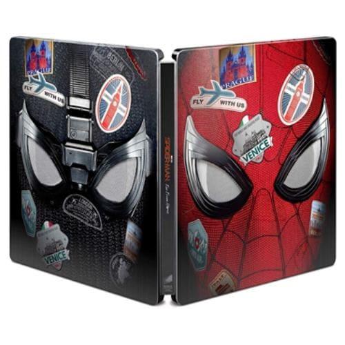 【4K ULTRA HD】スパイダーマン:ファー・フロム・ホーム 日本限定プレミアム・スチールブック・エディション(完全数量限定版)