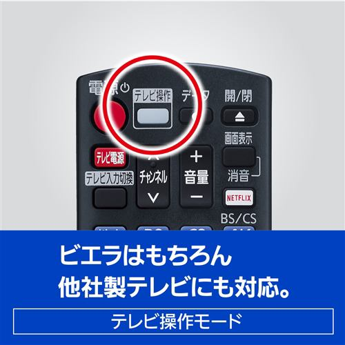 パナソニック DMR-4CT201 ブルーレイディスクレコーダー 4KDIGA 2TB