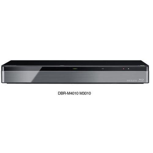 東芝映像ソリューション DBR-M3010 BDレコーダー レグザ 3TB