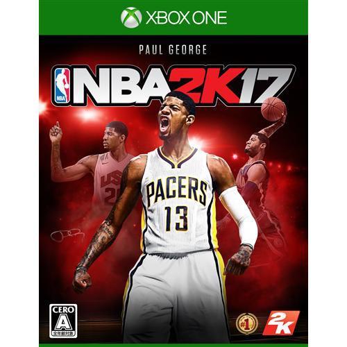 NBA 2K17 Xbox One AMX-00001